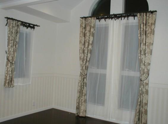 リボンスタイルカーテン