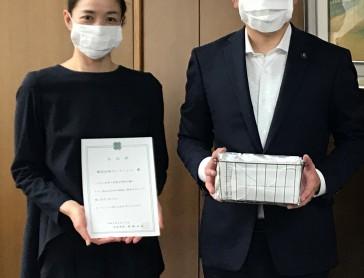 リネン麻マスク寄付のお知らせ