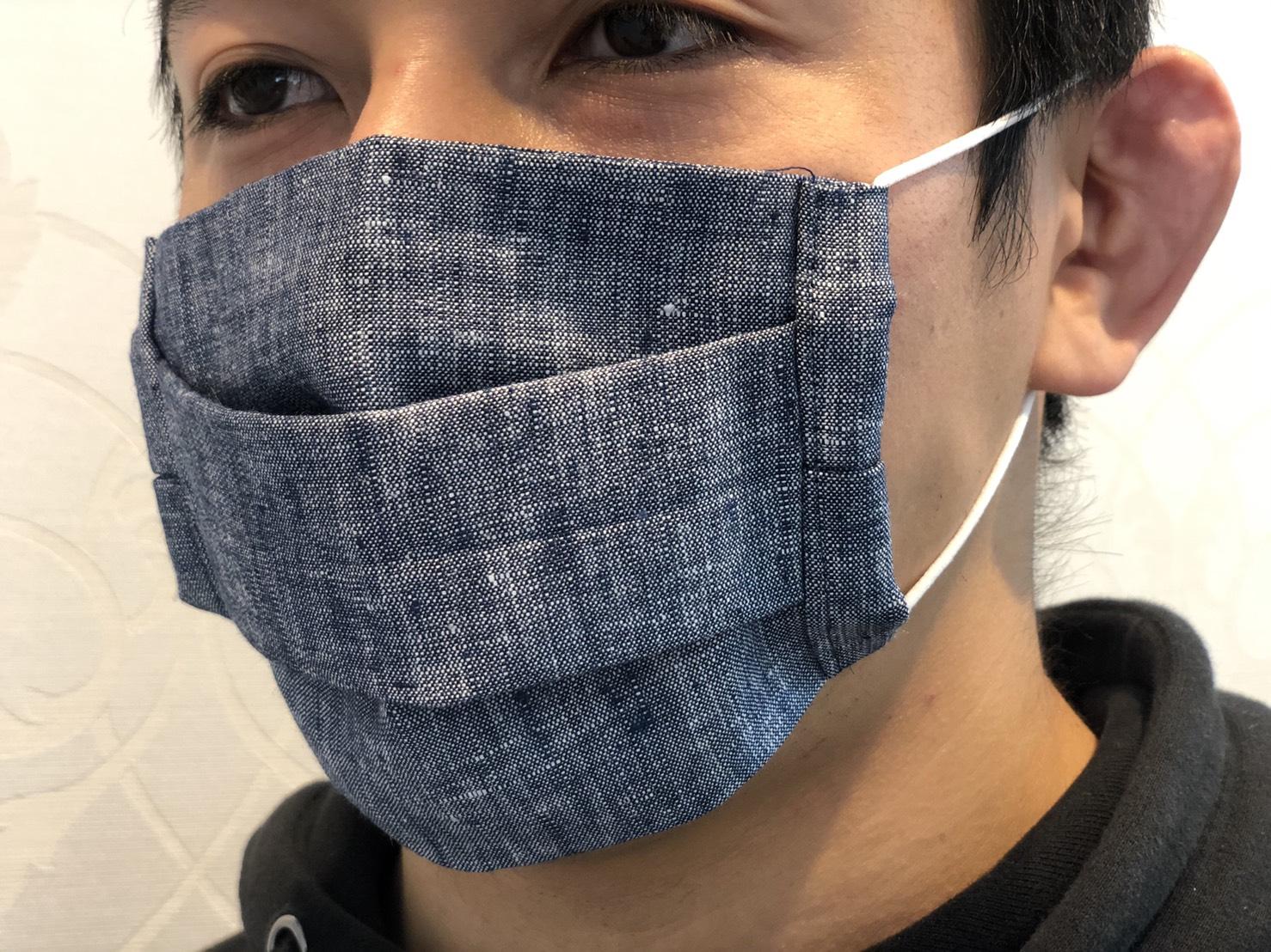 マスク 夏